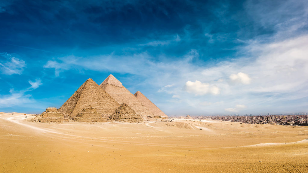Ägypter kennenlernen
