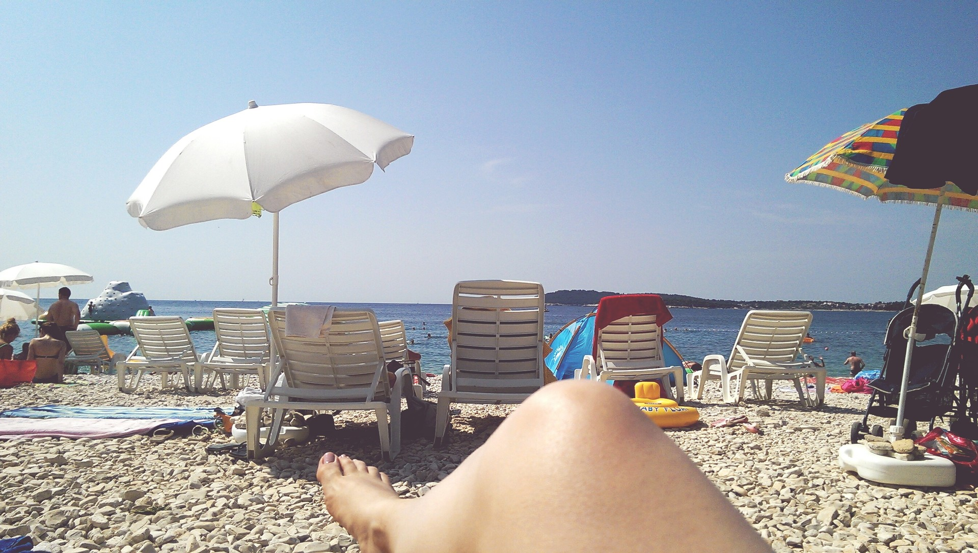 In ferien nackt Nackt Urlaub