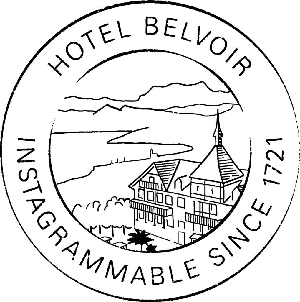 Das heutige Hotel Belvoir in Rüschlikon feiert dieses Jahr sein 10-jähriges Jubiläum.